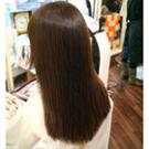 髪質改善の縮毛矯正